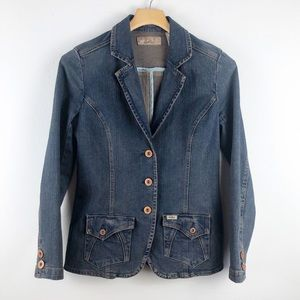 Levi's Denim Jacket Cooper Buttons Size Small